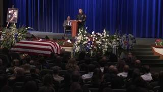Fallen San Marcos officer's loved ones surrounded by first responders&hellip&#x3b;