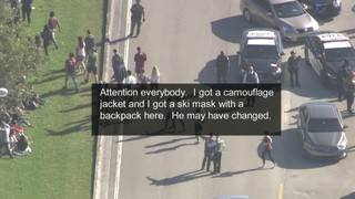 Coral Springs dispatch calls released from Parkland school shooting