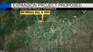 TxDOT to unveil $5.6M expansion projects for Northwest Military Highway,&hellip&#x3b;