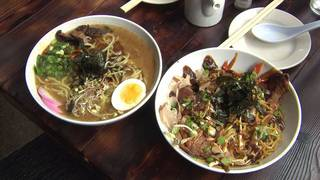 Downtown restaurant is place to be during National Noodle Month