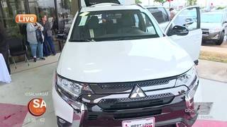 SA Live Fiesta Medal Giveaway: West Loop Mitsubishi | Fiesta
