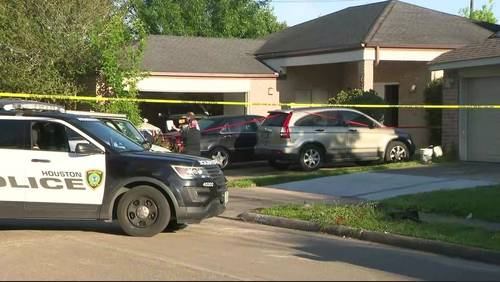 Son shoots, kills robber after family attacked in violent home invasion, police say