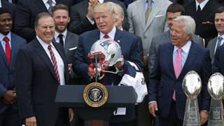 Robert Kraft privately slammed Trump's 'divisive' war on NFL