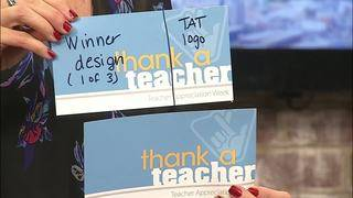 "Virginia Lottery Wants You to ""Thank A Teacher"""