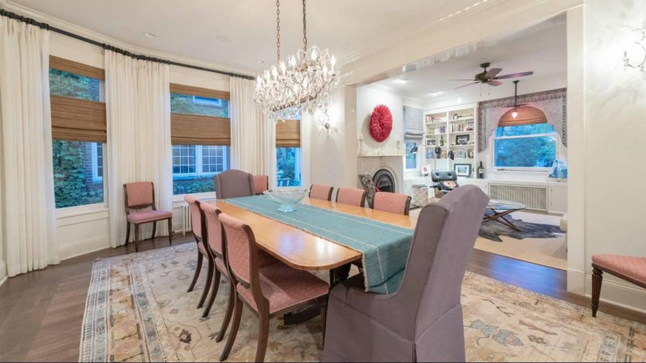911 Olivia Ave. dining room