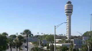 Parking at Orlando airport is only an issue if you make it one
