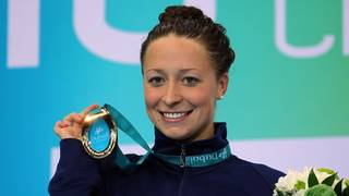 Olympian claims USA Swimming ignored sexual abuse
