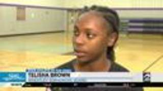 Star Furniture Athlete of the Week: Telisha Brown