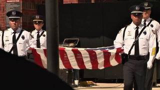 Fallen Jacksonville officers honored on Police Memorial Day