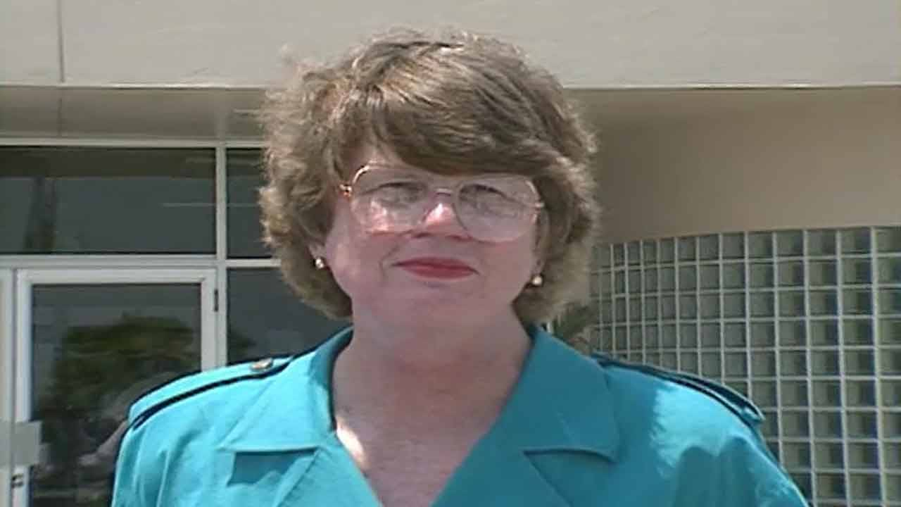 Janet Reno in 1990