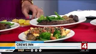 Tasty Tuesday: Crews Inn