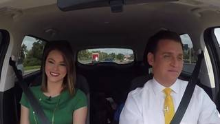 Ride-along with Trooper Steve: How to handle stress while driving