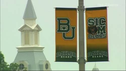 Baylor Lady Bears are national champs! They beat Notre Dame 82-81