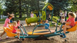 The benefits of child's play extend beyond exercise