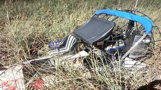 Man severely injures hand in airboat accident in Everglades