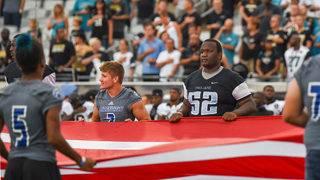 4 Jaguars players stay in locker room for anthem as preseason begins