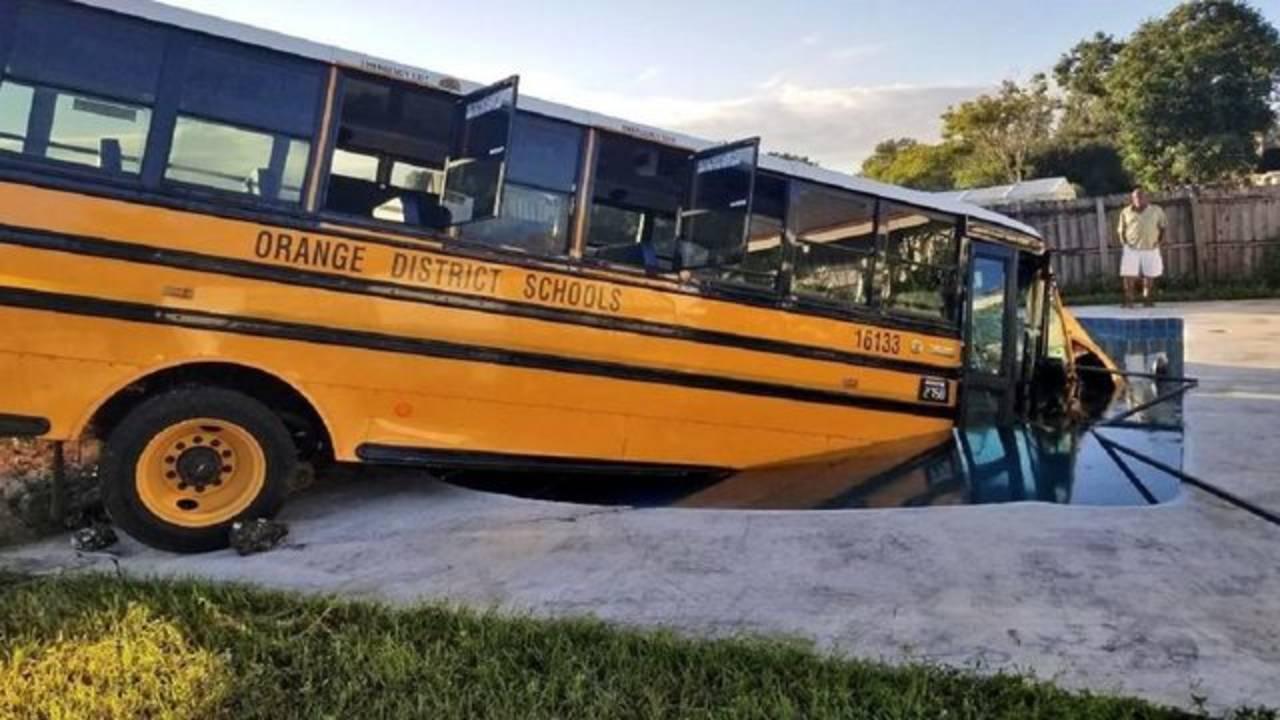 School bus crash 2