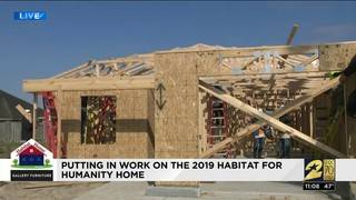 Construction continues on KPRC2's Habitat Home
