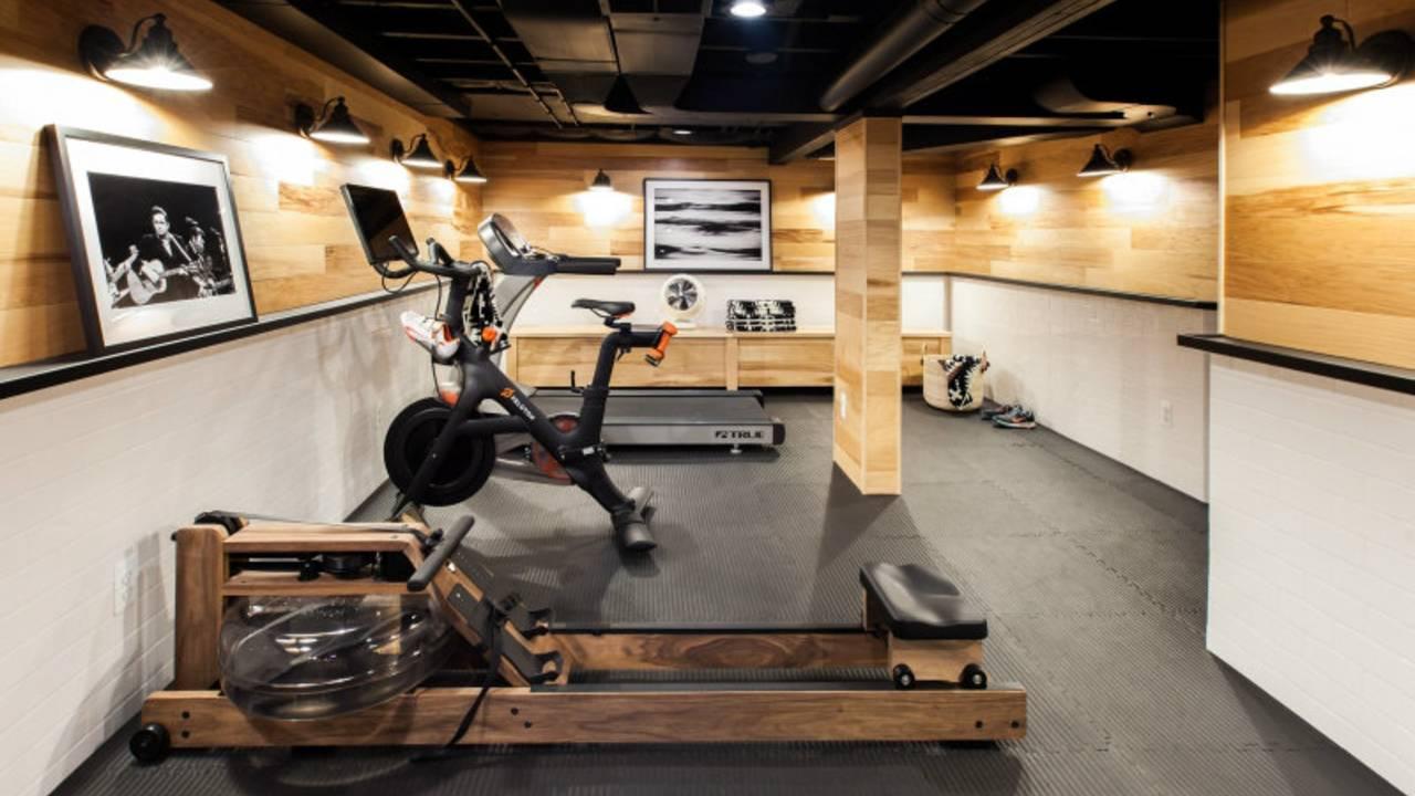 1230 Olivia Ave Gym