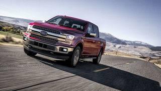 Ford recalls 2 million F-150 trucks for potential fire risk