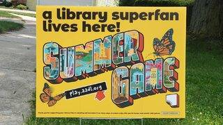 Ann Arbor District Library's Summer Game takes over city for the summer