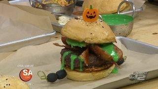 RECIPE: Frankenstein Burger