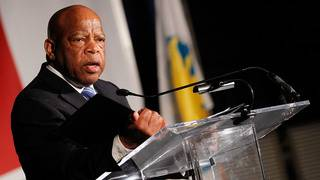 John Lewis: Aretha Franklin 'inspired us all' during civil rights movement