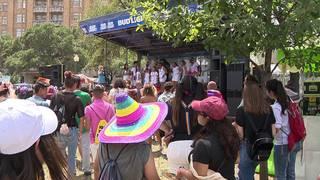 Hundreds attend South Texas PRIDE Festival