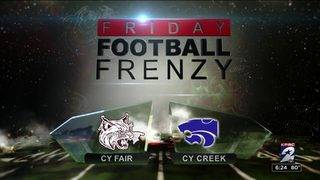 Friday Football Frenzy: Game of the Week Nov. 9, 2018