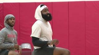 Rockets ready to put hard work to test in NBA's preseason