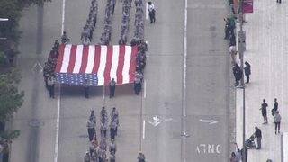 PHOTOS: Veterans Day celebrated in Houston