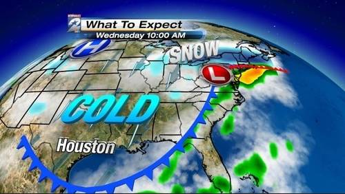Cold forecast continues ongoing trend of chilly winter weather