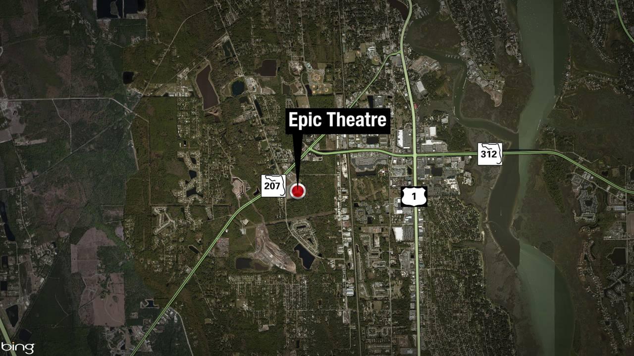 Epic Theatre map