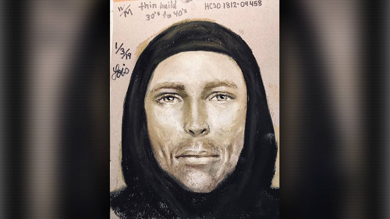 sketch of suspect in jazmine barnes shooting