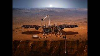 Mars InSight is coming in for a landing soon on the Red Planet