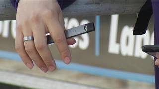 Rise in teen vaping fueling charge to raise smoking age to 21