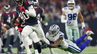 Texans beat Cowboys: Fairbairn with 36 yd FG in OT for the 19-16 win