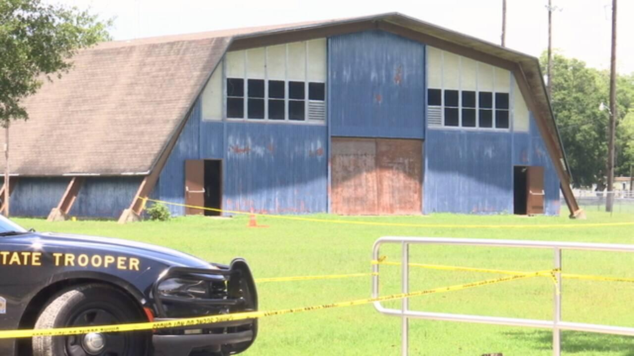 Deputy-involved shooting in Starke