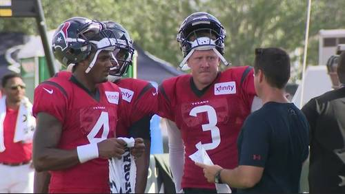 Texans set initial 53-man roster
