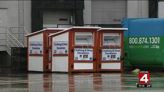 Michigan attorney general sues company over deceptive clothing bins&hellip&#x3b;
