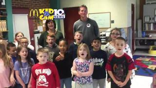 Feb. 28 Kid Cam at McHarg Elementary School