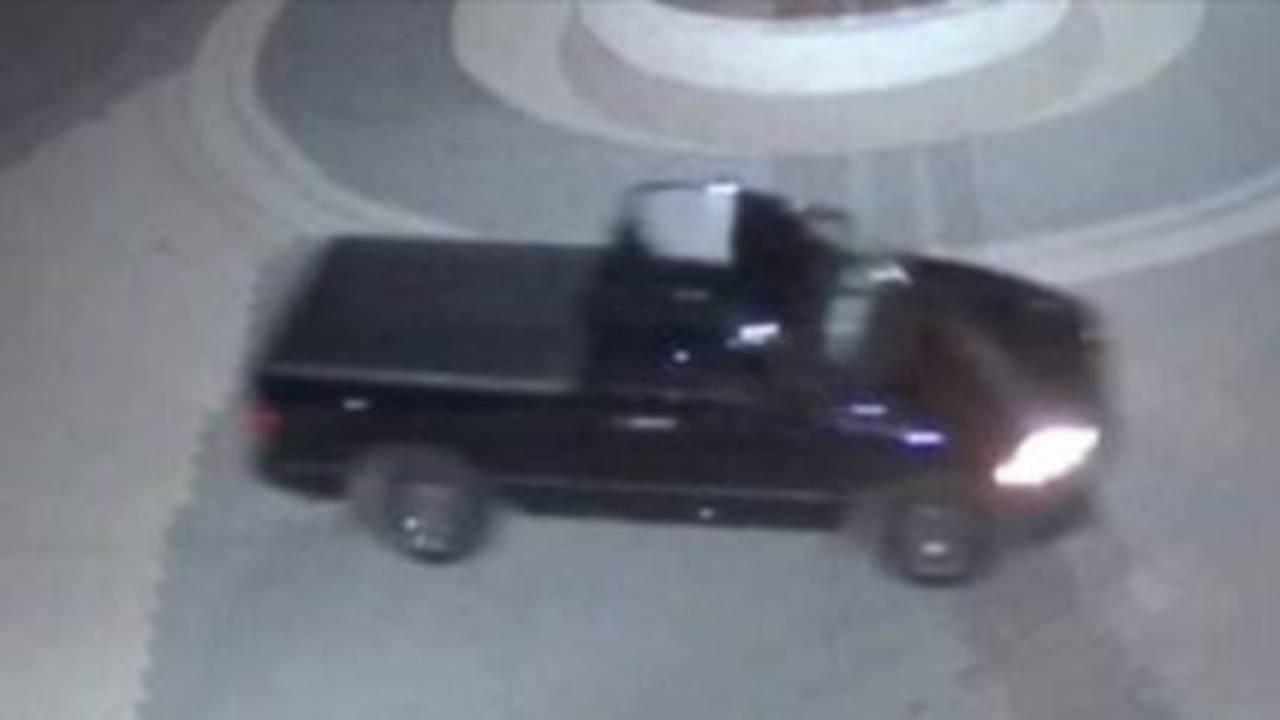 Sex arrest truck
