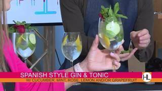 Spanish Style Gin & Tonic
