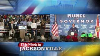 TWIJ: Road to governor's mansion comes through Jacksonville