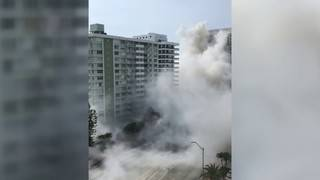 Worker dies more than week after building demolition accident in Miami Beach