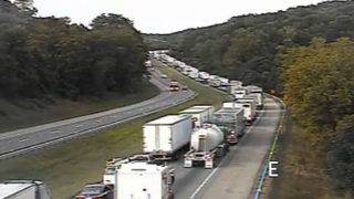 Parts of Interstate 81 North open after tractor-trailer crash in&hellip&#x3b;