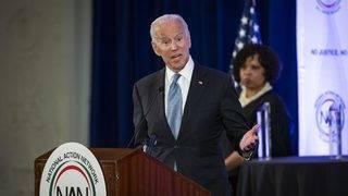 Biden: 'I haven't always been right' on criminal justice