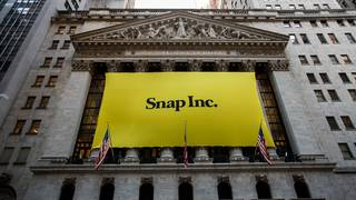 Snap exodus continues: CFO out after less than a year