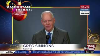 Holiday Greetings: Greg Simmons