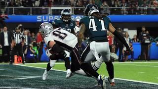 Philadelphia Eagles win first-ever Super Bowl, beat New England Patriots 41-33